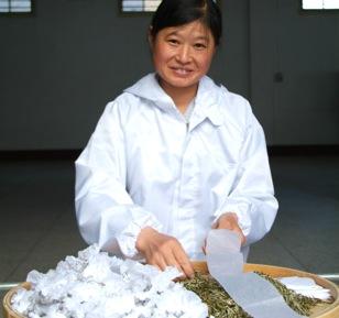 JING Tea - Promotion Clip Jasmine Pearls Production
