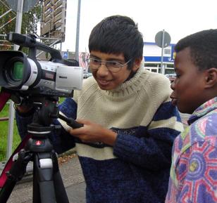 Youth film workshop