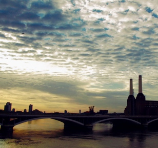 Timelapse at Battersea Power Station